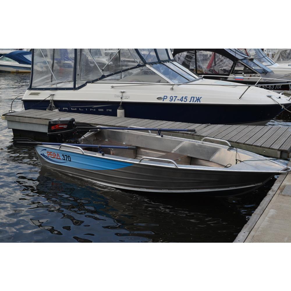 лодка алюминиевая рейд 370 цена